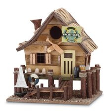 Waterfront Resort Birdhouse