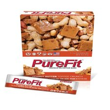 Premium Nutrition Bar in Peanut Butter Toffee Crunch