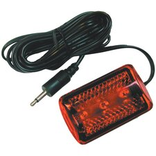 Strobe Light for Weather Radios