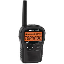 SAME All-Hazard Handheld Weather Alert Radio
