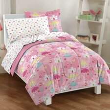 Pretty Princesses Bed in a Bag Set
