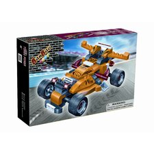 132 Piece Invincibility Car Block Set