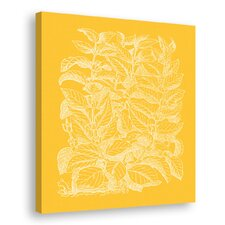 Floral Impression II Canvas Wall Art