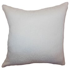 Paris Crewel Cotton Pillow