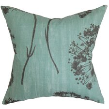 Garuahi Floral Cotton Pillow
