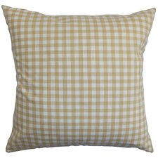 Wren Cotton Pillow