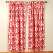 One Wish Rod Pocket Curtain Single Panel