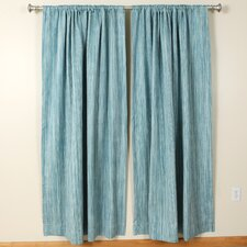 Sky Rod Pocket Curtain Single Panel