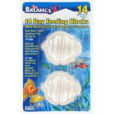 2 Count 14 Day Feeding Blocks