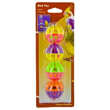 Lattice Balls with Bells (4 Count)