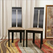 Baxton Studio Magness Side Chair (Set of 2)