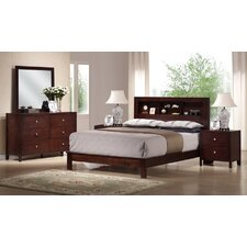 Baxton Studio Montana King Bedroom Collection