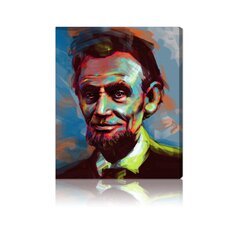 ''Lincoln'' Canvas Art Print