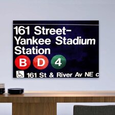 Yankee Stadium Canvas Art