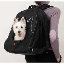 Pet Back-Pack at Work Travel System in Black