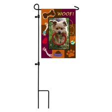 Dog Days Garden Flag