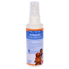4 Oz. Antiseptic Medicated Spray for Dogs