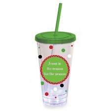 Jesus Is The Reason For The Season Insulated Cup