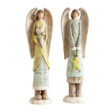 Paperstone Angel Table Decor (Set of 2)