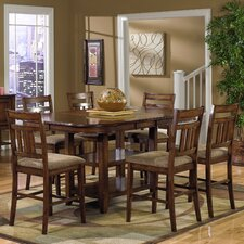 Fargo 7 Piece Counter Height Dining Set