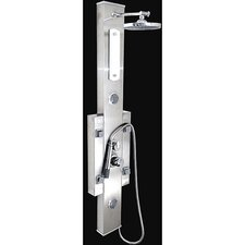 Bathroom Shower Tower Massage Multi Jets Spa System Panel