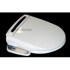 Luxury Bidet Spa Auto Electronic Elongated Toilet Seat