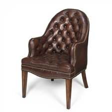 Cleveland Leather Executive Guest Side Chair
