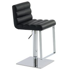 Fanning Adjustable Bar Stool