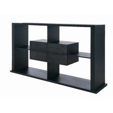 Annike Multimedia Storage Rack