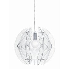 Mercury Pendant Lamp in Silver