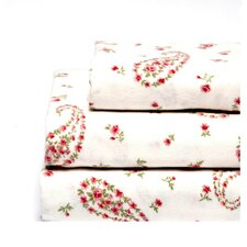 Bristol Flannel Sheet Set