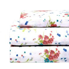 Adeline Flannel Sheet Set