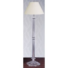Battersby Floor Lamp with Calais Shade
