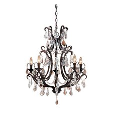 Caroline 5 Light Chandelier