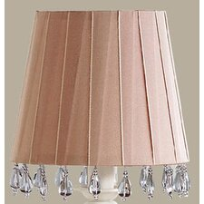 Aida Barrel Clip Shade in Chalk Pink
