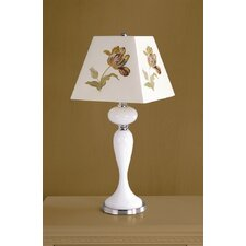 Stafford Table Lamp with Gosford Shade