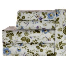 Spring Bloom 300 Thread Count Cotton Sheet Set