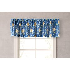 Emilie Cotton Rod Pocket Tailored Curtain Valance