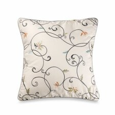 Berkley Embroidered Decorative Pillow