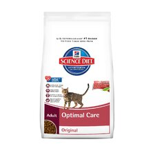 Adult Optimal Care Original Dry Cat Food