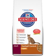 Adult Hairball Control Light Cat Food