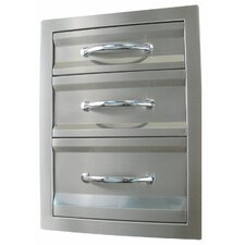 Premium Triple Access Drawer