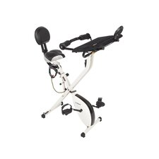 X2.0 Semi Recumbent Bike with Desk