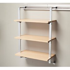 Arrange a Space Three Shelf Add-on