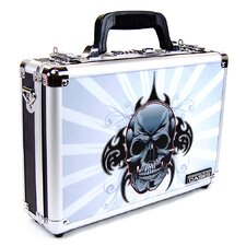 Skull Single/Double Pistol Case