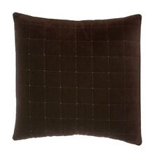 Baxter Cotton Velvet Decorative Pillow