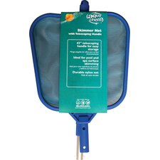 Skimmer Net with Telescopic Handle