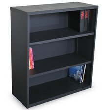 Ensemble Three Shelf Bookcase