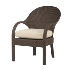 Bali Dining Arm Chair with Cushion