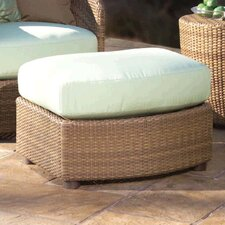 Oasis Half Ottoman with Cushion